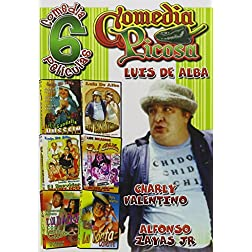 Comedia Picosa- 6 Peliculas