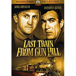 Paramount Valu-last Train From Gun Hill [dvd]