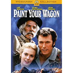 Paramount Valu-paint Your Wagon [dvd]