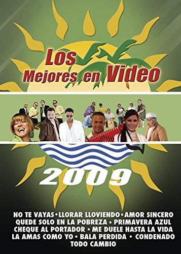 Los Mejores en Video 2009