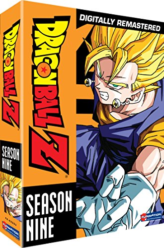 Dragon Ball Z: Season Nine (Majin Buu Saga)