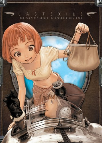 Last Exile: The Complete Series Box Set