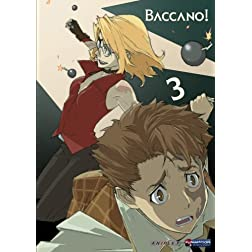 Baccano: Volume Three