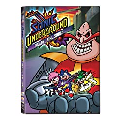 Sonic Underground: Ready, Aim, Sonic!