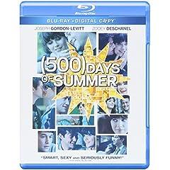 (500) Days of Summer [Blu-ray] with Digital Copy