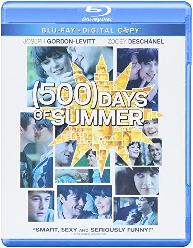 (500) Days of Summer [Blu-ray] with Digital Copy