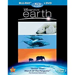 Disney Nature Earth [Blu-ray]