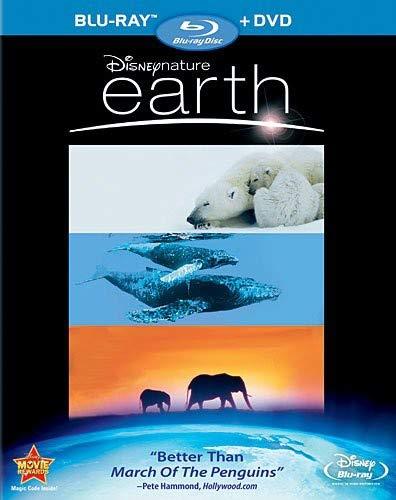 Disney Nature Earth [Blu-ray]