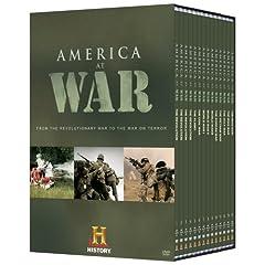 America At War Megaset (Repackaged)