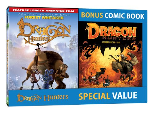Dragon Hunters with Bonus Comic Book