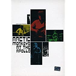 Artic Monkeys - At the Apollo (NTSC/Region 0)