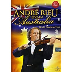 Andre Rieu - Live in Australia (NTSC/Region 0)