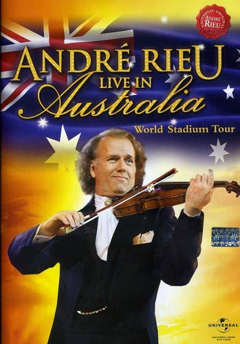 Andre Rieu - Live in Australia (NTSC/Region 0)