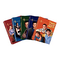 Two and a Half Men: The Complete Seasons 1-5