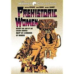 Prehistoric Woman (2 Disc Set)