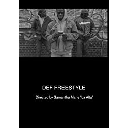 Def Freestyle (Home Use)