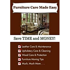 Furniture Care Made Easy