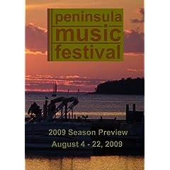 Peninsula Music Festival 2009 Preview