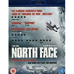 North Face (2008) [Blu-ray]