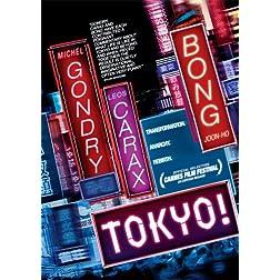 Tokyo! [Blu-ray]