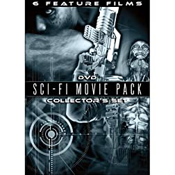 Sci-Fi Movie Pack: 6 Feature Films