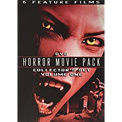 Horror Movie Pack, Vol. 1