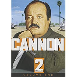 Cannon: Season Two, Vol. 1