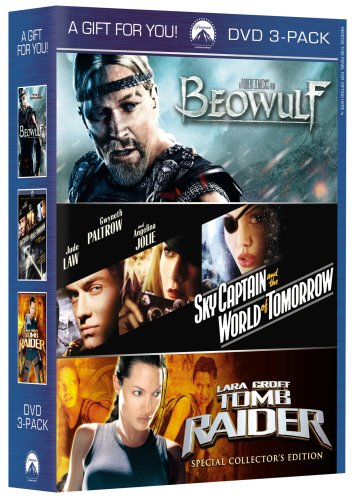Beowulf / Sky Captain and the World of Tomorrow / Lara Croft: Tomb Raider