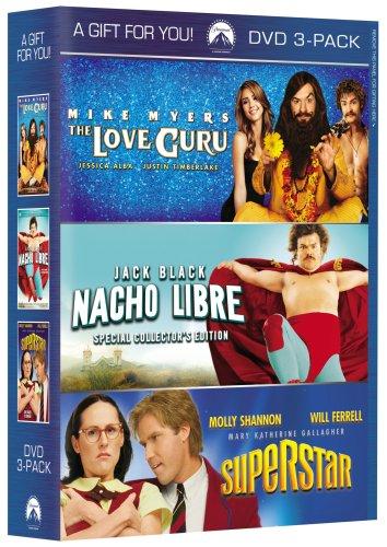 The Love Guru / Nacho Libre / Superstar