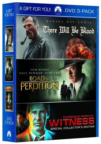 There Will Be Blood / Road To Perdition / Witness