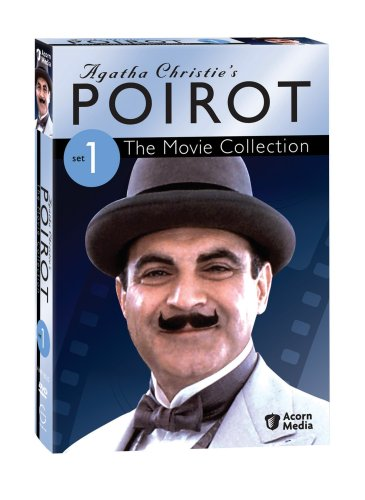 Agatha Christie's Poirot: The Movie Collection - Set 1