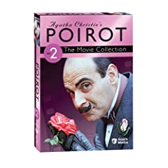 Agatha Christie's Poirot: The Movie Collection - Set 2