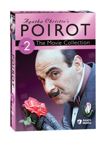 Agatha Christie's Poirot: The Movie Collection - Set 2
