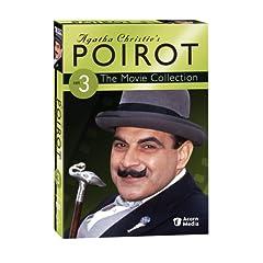 Agatha Christie's Poirot: The Movie Collection - Set 3