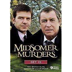 Midsomer Murders: Set 13