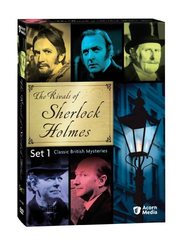 The Rivals of Sherlock Holmes: Set 1