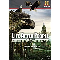 Life After People (History): The Series--The Complete Season One
