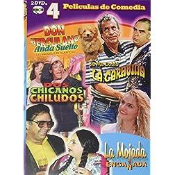 4 Pelicules de Comedia, Vol. 2