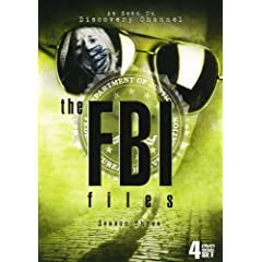 THE FBI FILES - Season 3 - AS SEEN ON DISCOVERY CHANNEL!!!!!!!!!!