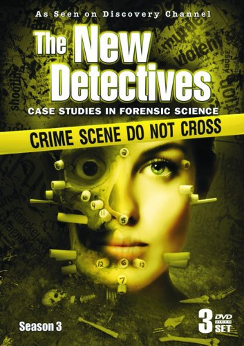 The New Detectives Season 3 - AS SEEN ON DISCOVERY CHANNEL!