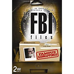 THE FBI FILES - Famous Kidnappings - AS SEEN ON DISCOVERY CHANNEL!!!!!