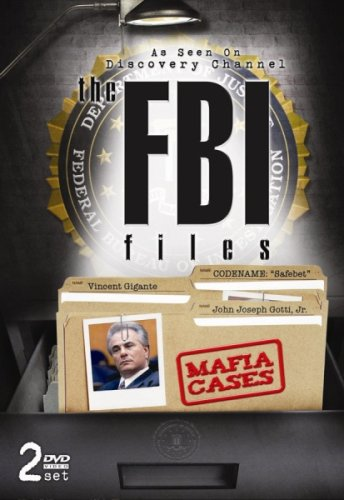 THE FBI FILES - Mafia Cases - AS SEEN ON DISCOVERY CHANNEL!!!!