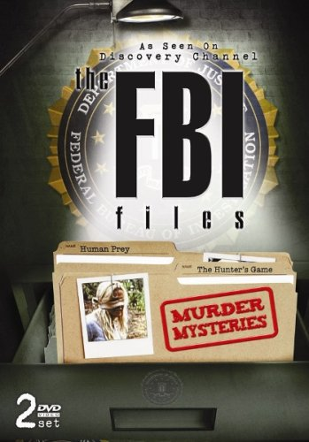 THE FBI FILES - Murder Mysteries - AS SEEN ON DISCOVERY CHANNEL!!!!!