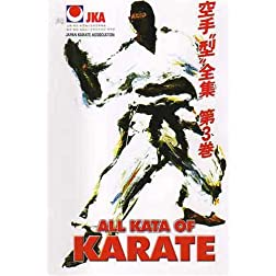 Shotokan Karate JKA Kata Vol.3