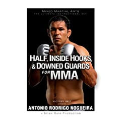Half, Inside Hooks, and Downed Guard for MMA