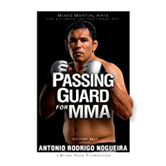 Passing Guard for MMA
