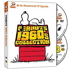 Peanuts: 1960's Collection (A Charlie Brown Christmas / Charlie Brown's All-Stars / It's the Great Pumpkin / You're in Love / He's Your Dog / It Was a Short Summer)