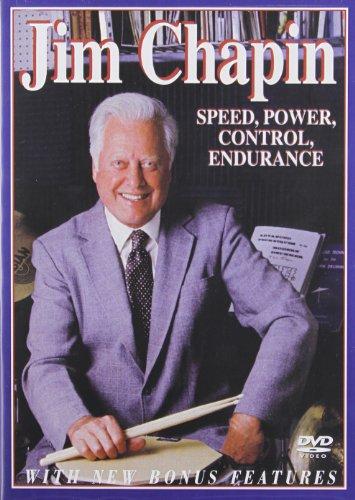 Jim Chapin: Speed, Power, Control, Endurance