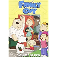 Family Guy, Vol. 7 (Season 7 Part II, Season 8 Part I)