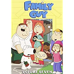 Family Guy, Vol. 7 (Season 7 Part II, Season 8 Part I)